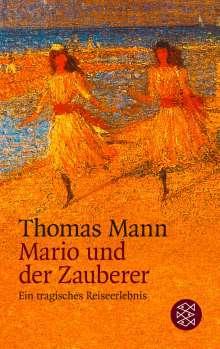 Thomas Mann: Mario und der Zauberer, Buch