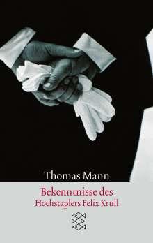 Thomas Mann: Bekenntnisse des Hochstaplers Felix Krull, Buch