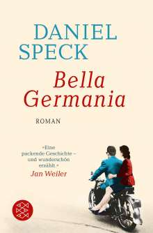 Daniel Speck: Bella Germania, Buch