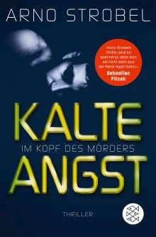 Arno Strobel: Im Kopf des Mörders 2 - Kalte Angst, Buch
