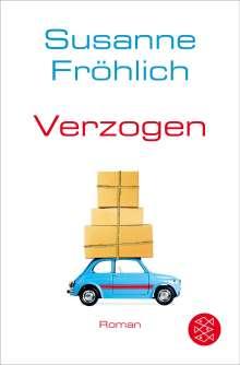 Susanne Fröhlich: Verzogen, Buch