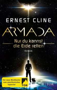 Ernest Cline: Armada, Buch