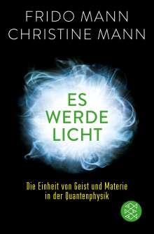 Frido Mann: Es werde Licht, Buch