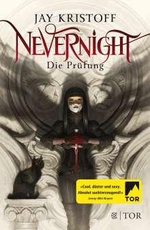 Jay Kristoff: Nevernight 01 - Die Prüfung, Buch