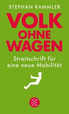 Stephan Rammler: Volk ohne Wagen, Buch