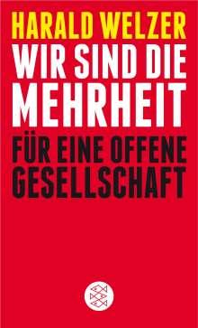 Harald Welzer: Wir sind die Mehrheit, Buch