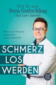 Lars Amend: Schmerz Los Werden, Buch