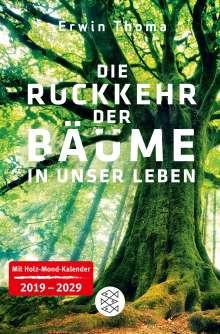 Erwin Thoma: Die Rückkehr der Bäume in unser Leben, Buch