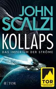 John Scalzi: Kollaps - Das Imperium der Ströme 1, Buch
