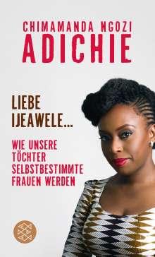 Chimamanda Ngozi Adichie: Liebe Ijeawele, Buch