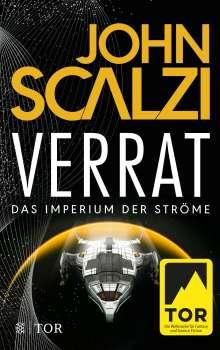 John Scalzi: Verrat - Das Imperium der Ströme 2, Buch