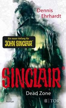 Dennis Ehrhardt: Sinclair - Dead Zone, Buch