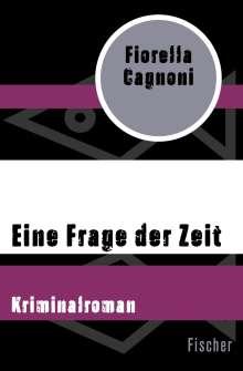 Fiorella Cagnoni: Eine Frage der Zeit, Buch