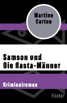 Martine Carton: Samson und Die Rasta-Männer, Buch