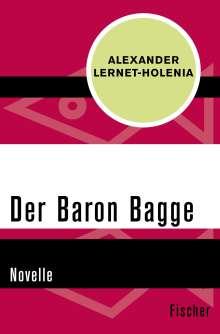 Alexander Lernet-Holenia: Der Baron Bagge, Buch
