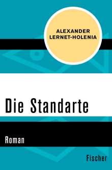 Alexander Lernet-Holenia: Die Standarte, Buch