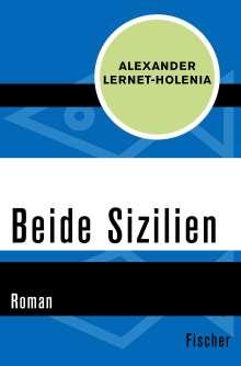 Alexander Lernet-Holenia: Beide Sizilien, Buch