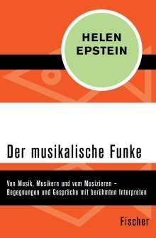 Helen Epstein: Der musikalische Funke, Buch