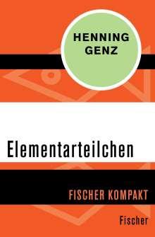 Henning Genz: Elementarteilchen, Buch
