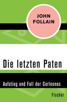 John Follain: Die letzten Paten, Buch