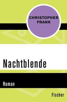 Christopher Frank: Nachtblende, Buch
