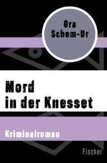 Ora Schem-Ur: Mord in der Knesset, Buch