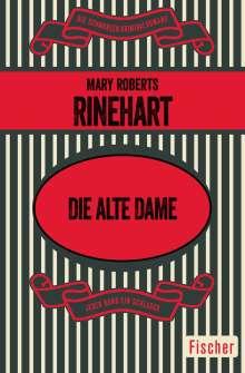 Mary Roberts Rinehart: Die alte Dame, Buch