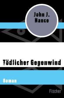 John J. Nance: Tödlicher Gegenwind, Buch