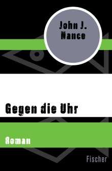 John J. Nance: Gegen die Uhr, Buch