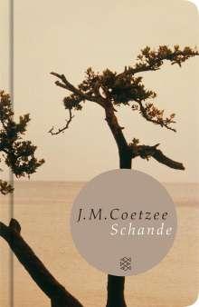 J. M. Coetzee: Schande, Buch