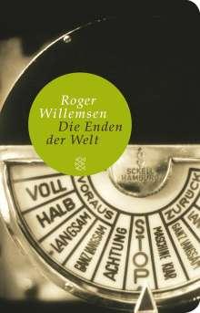 Roger Willemsen (1955-2016): Die Enden der Welt, Buch