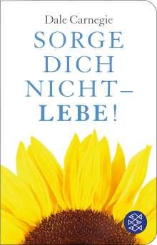 Dale Carnegie: Sorge dich nicht - lebe!, Buch