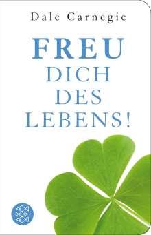 Dale Carnegie: Freu dich des Lebens!, Buch