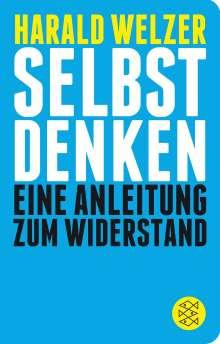 Harald Welzer: Selbst denken, Buch