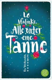 Lo Malinke: Alle unter eine Tanne, Buch