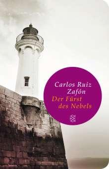 Carlos Ruiz Zafón: Der Fürst des Nebels, Buch