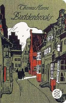 Thomas Mann: Buddenbrooks, Buch
