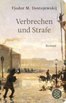 Fjodor M. Dostojewski: Verbrechen und Strafe, Buch