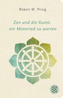 Robert M. Pirsig: Zen und die Kunst, ein Motorrad zu warten, Buch