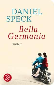 Daniel Speck (geb. 1969): Bella Germania, Buch