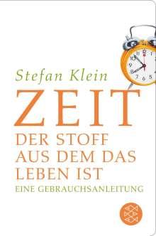 Stefan Klein: Zeit, Buch