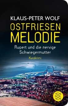 Klaus-Peter Wolf: Ostfriesenmelodie, Buch