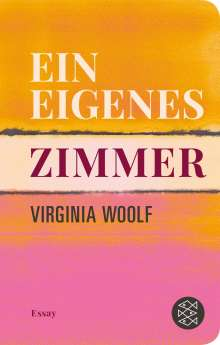 Virginia Woolf: Ein eigenes Zimmer, Buch