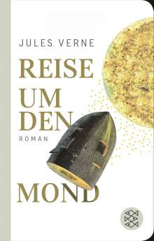 Jules Verne: Reise um den Mond, Buch