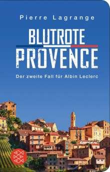 Pierre Lagrange: Blutrote Provence, Buch