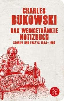 Charles Bukowski: Das weingetränkte Notizbuch, Buch