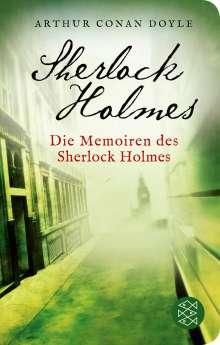 Arthur Conan Doyle: Die Memoiren des Sherlock Holmes, Buch