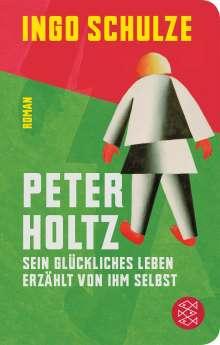 Ingo Schulze: Peter Holtz, Buch