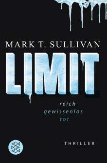 Mark T. Sullivan: Limit, Buch