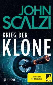 John Scalzi: Krieg der Klone, Buch